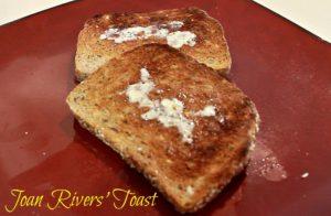 Joan Rivers Toast