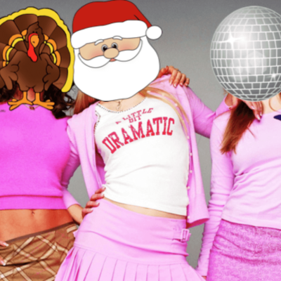 Mean Girls Is Quite The Holiday Movie