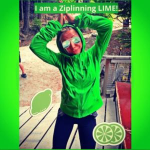 Green Lime - GiGi Dubois