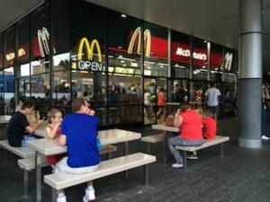 McDonalds in Australia