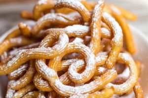 sugary churros