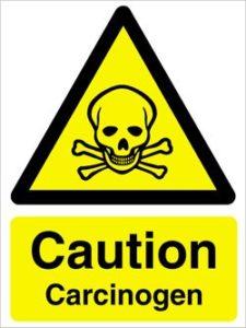 Caution-Carcinogen