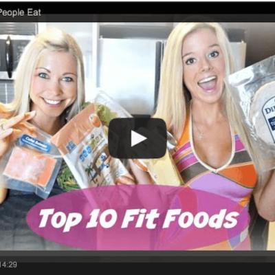 Foods Fit Foodies Favor