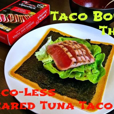 Lets Taco Bout BumbleBee Seafoods