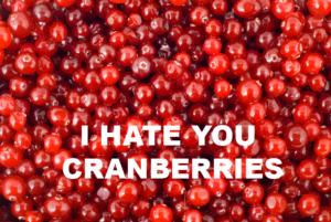 hatecranberries