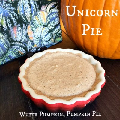 The Unicorn of Pumpkin Pies