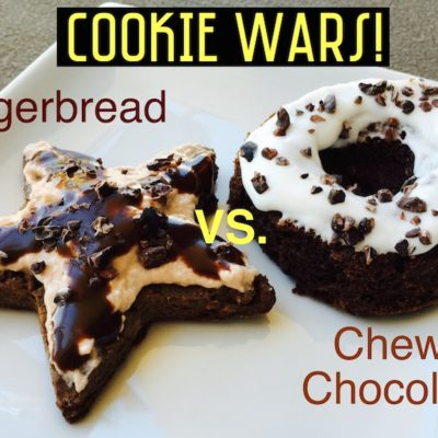 Star Wars, The Cookie Force Is Strong