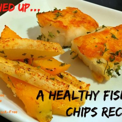 Fishing For Healthier Fish & Chips