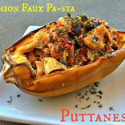 (Not A) Fashion Faux Pas-ta Puttanesca