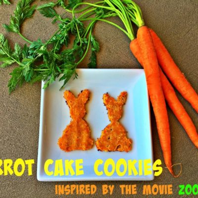 You should CARROT About This Cake Cookies!