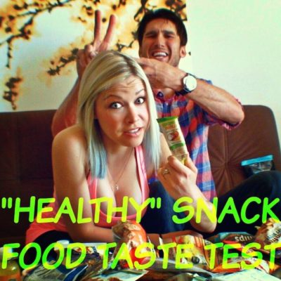 """Attacking The Snack… This Junk Foodie Taste Tests """"Healthy"""" Snacks"""