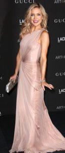 Kate Hudson Pink Dress