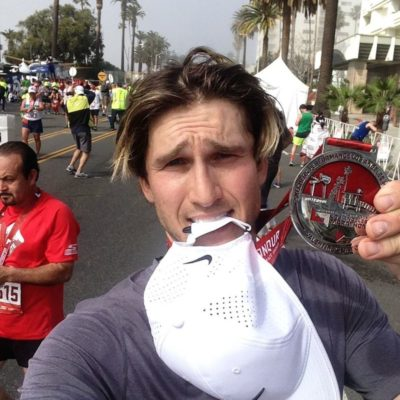 What It's Like To Run A Marathon Without Training AT ALL