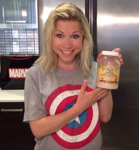 Captain-America-Coconut-Oil