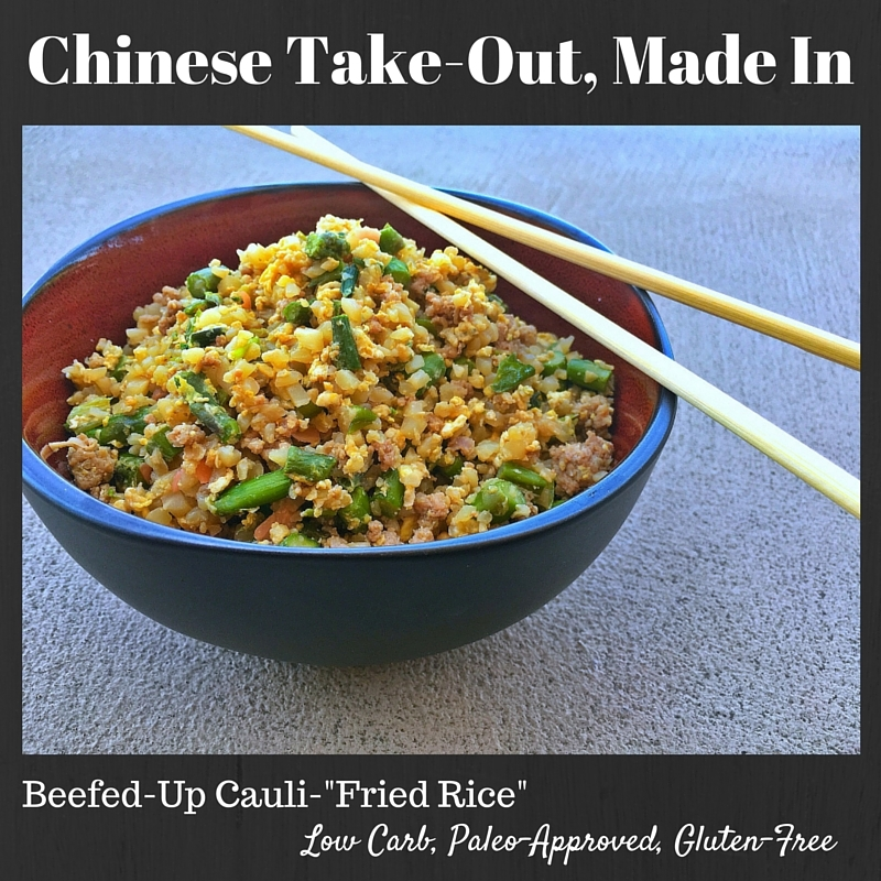 Chinese Take-Out, Made In