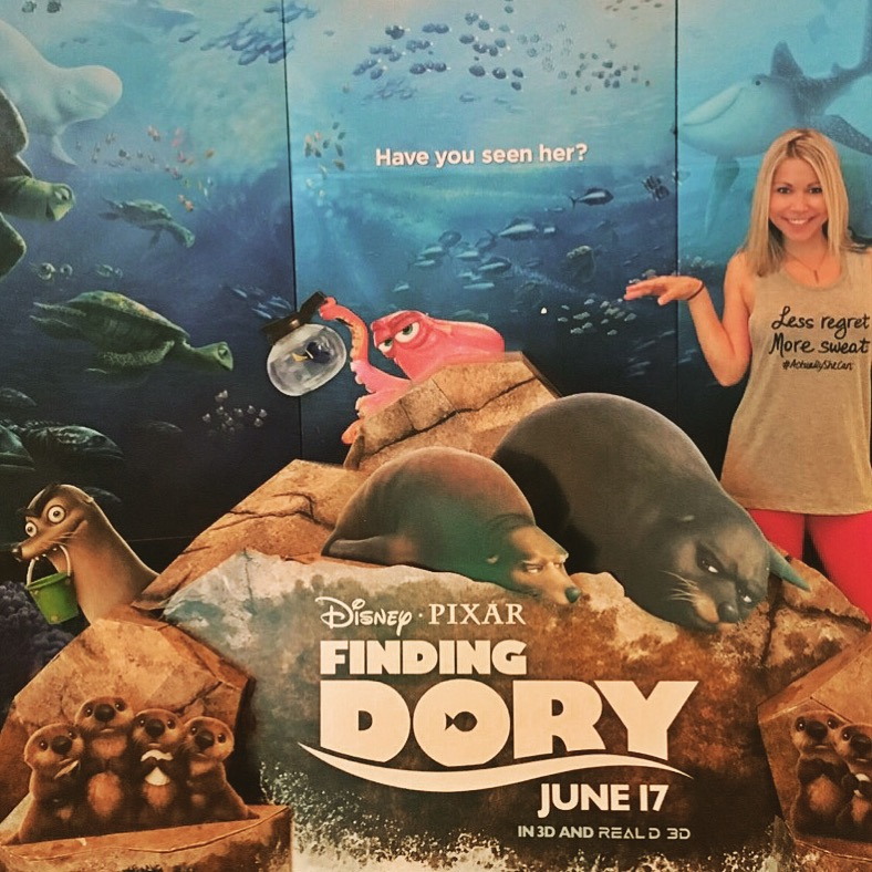Junket finding dory gigi eats celebrities