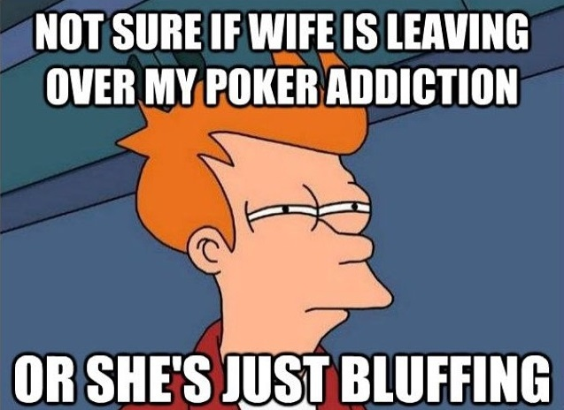 futurama poker