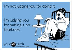 facebook overshare