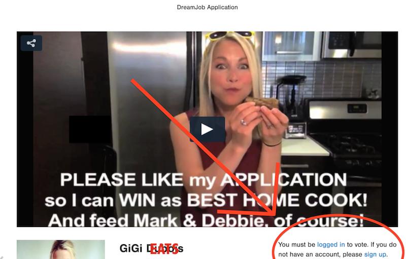 Dreamjobbing-Home and Family GiGi Dubois