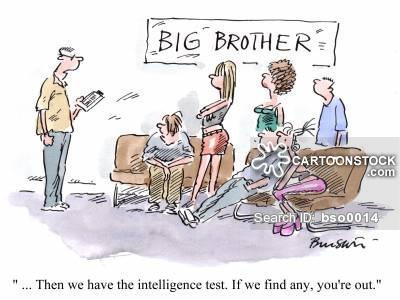 Big brother comic