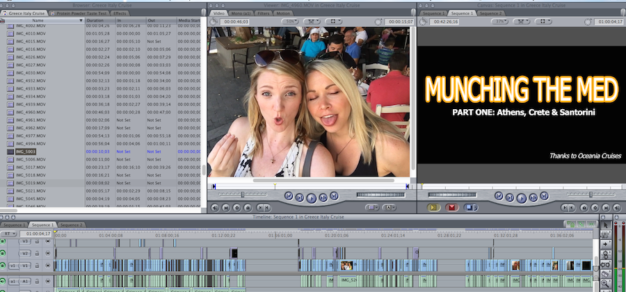 final-cut-7-editing-oceania-cruises
