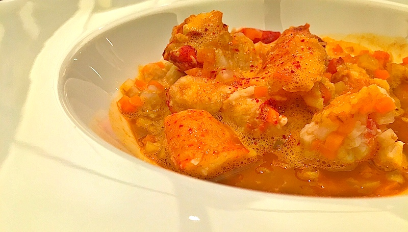 lobster-stew