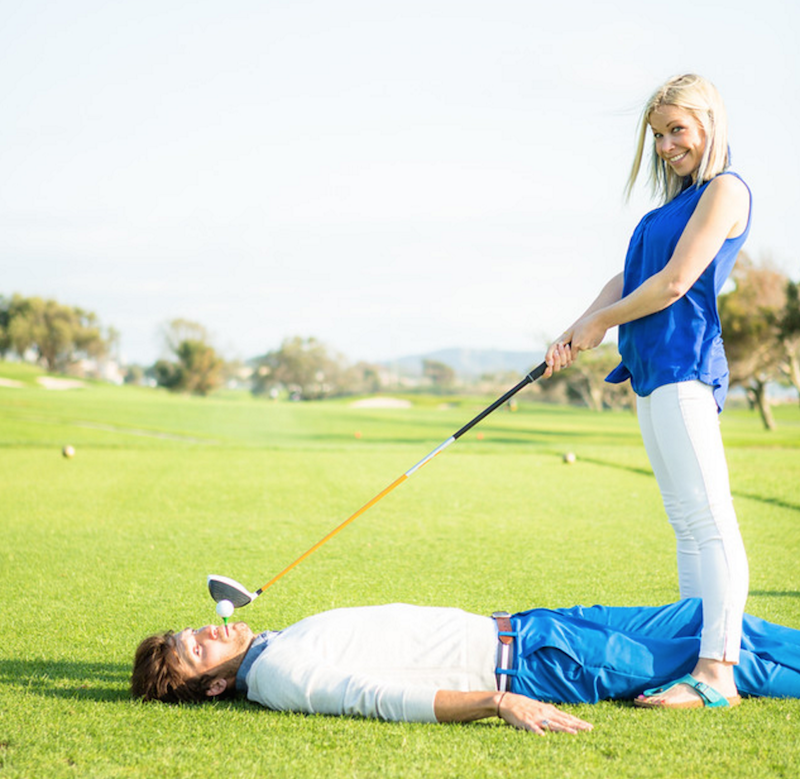 golf-engagement-photo-funny-4