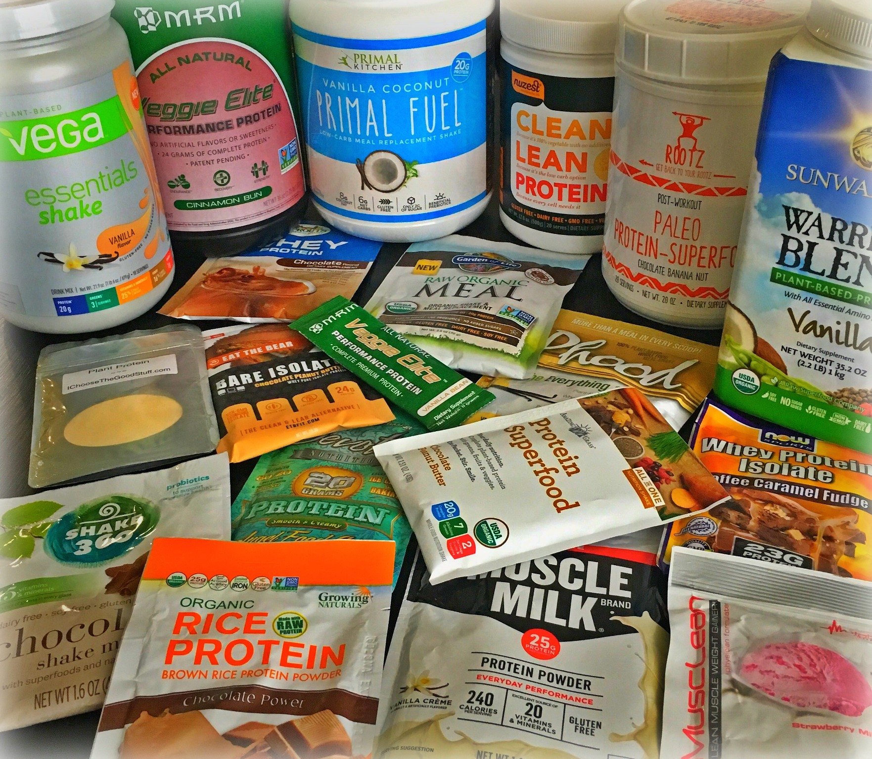 protein-powders