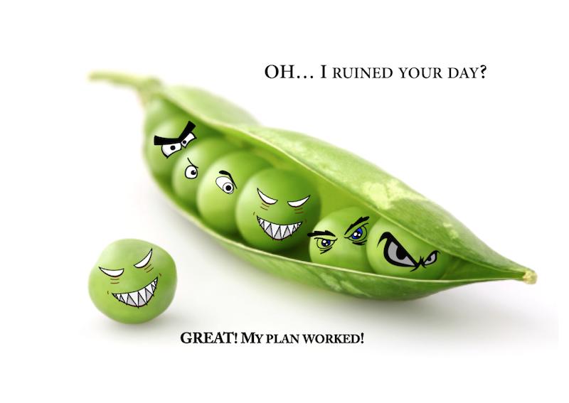 angry peas