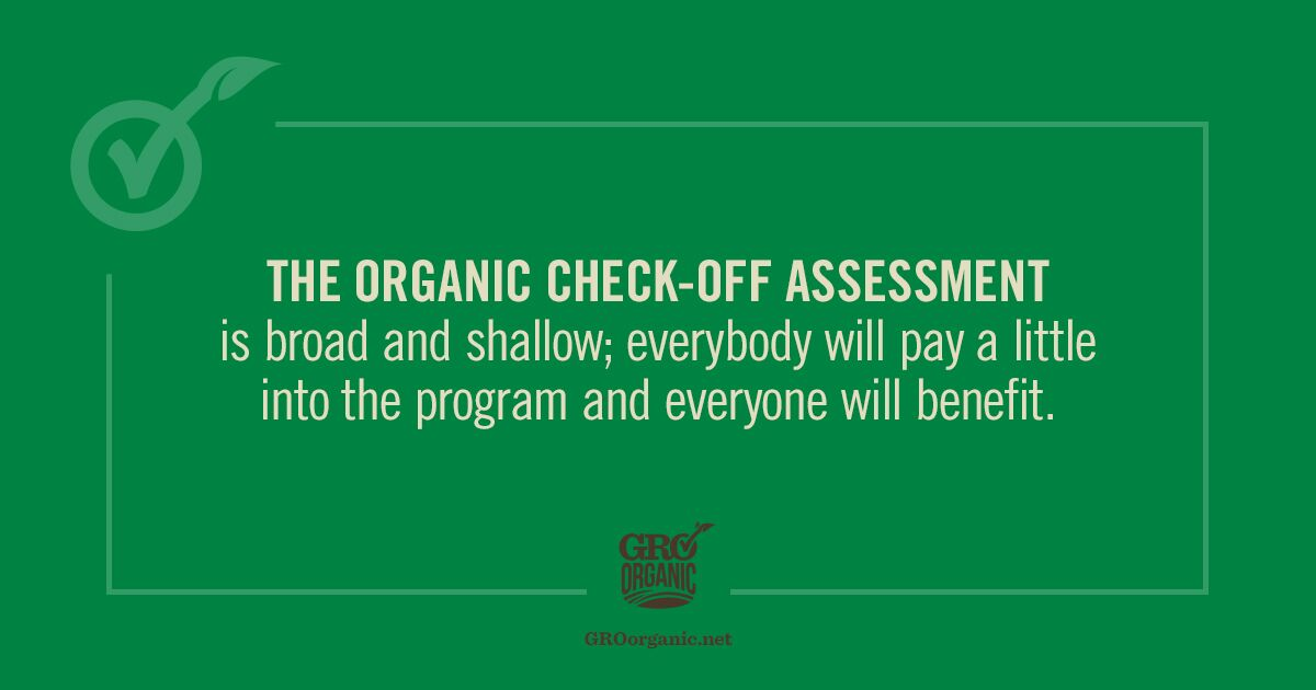 Gro Organic Everyone Will benefit