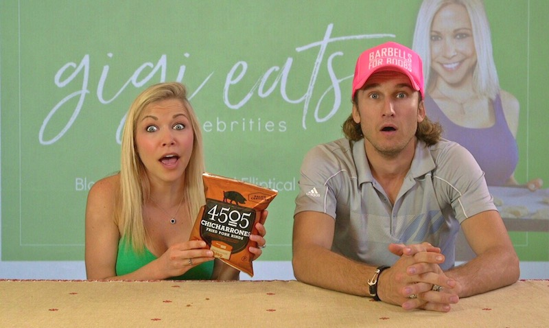 Gross Pork Rinds Taste Test