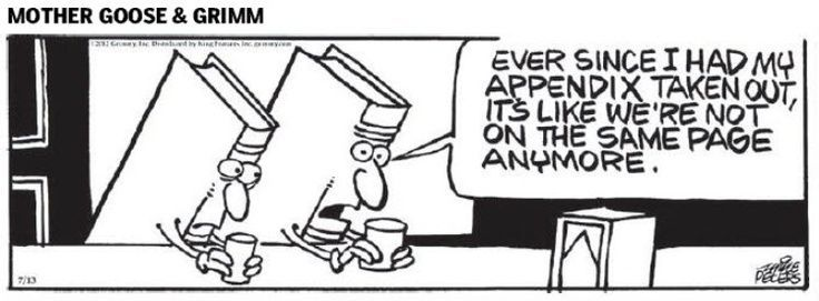 Mother Goose Grimm Comic