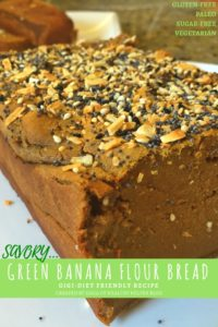 "Not So Crummy… Paleo ""Everything Bagel"" Bread"