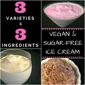 "Vegan, Sugar & Nut-Free Ice ""Cream"" Worth The Brain Free"