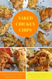 "Let's Get Naked… And Eat Chicken ""Chips""!"