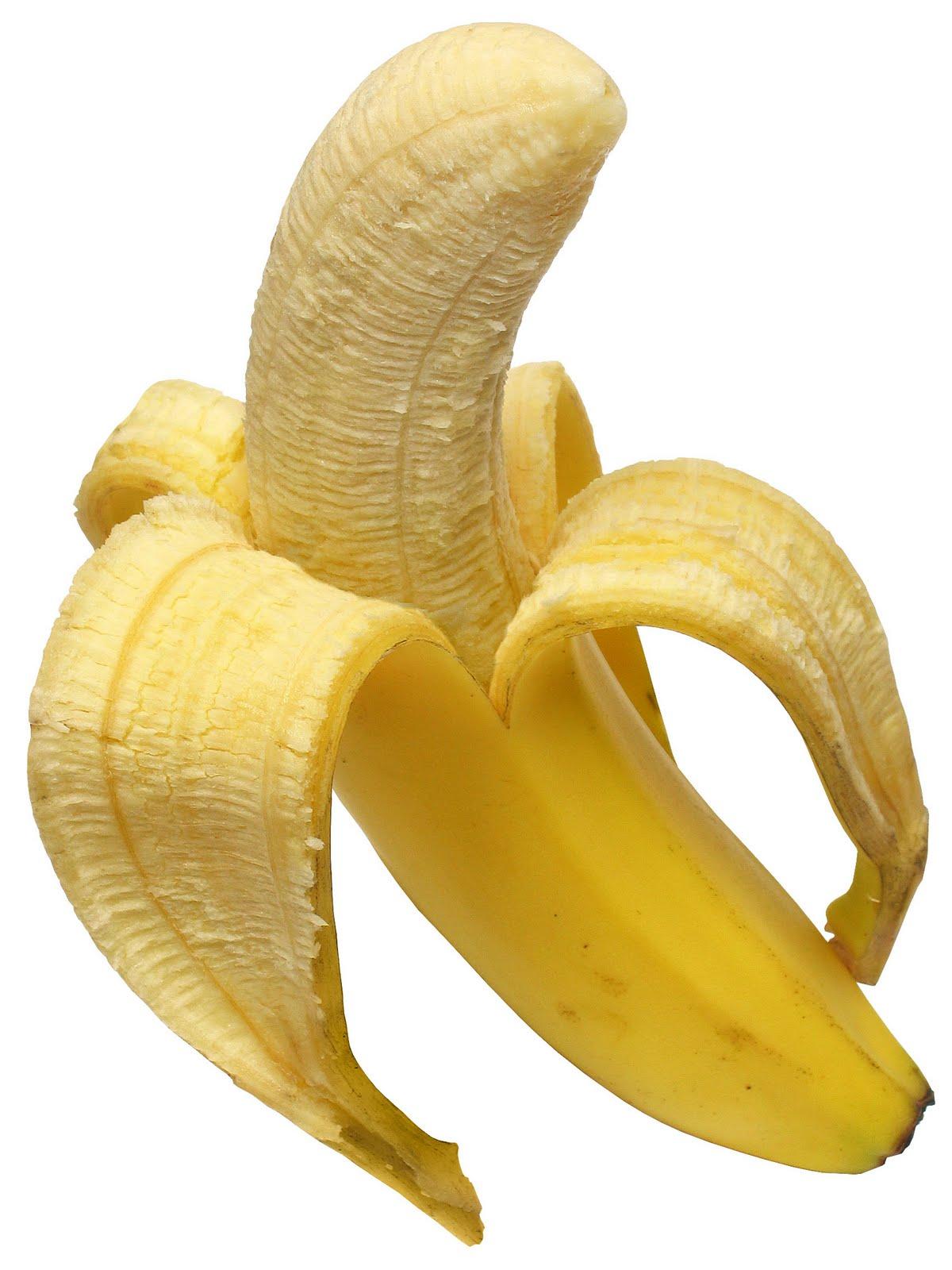 banana+unpeeled