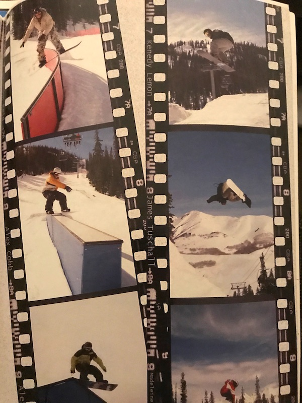 crested butte academy snowboarding