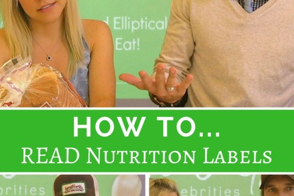 Nutrition Label Know How, Deciphering Food Labels With My Husband