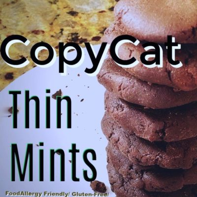 Thin Mint Cookies 1