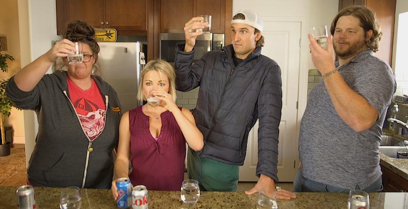 diet coke taste testing