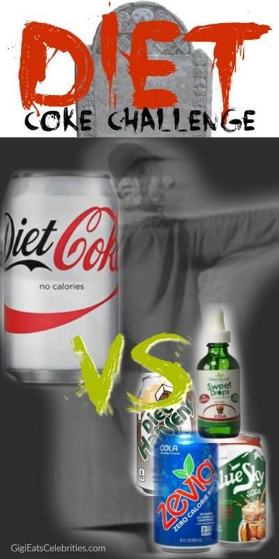 Diet Coke Challenge