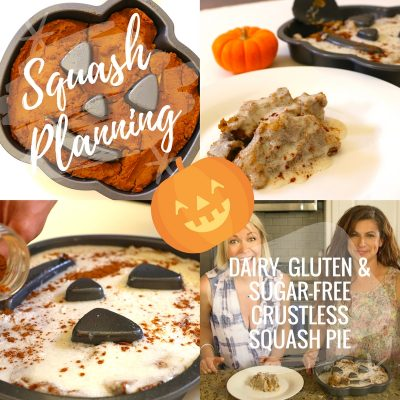 Squash Planning! Fill Your Mouth With This Treat!