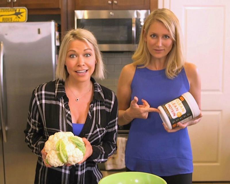 Cauliflower Popcorn GiGi Sarah nuzest