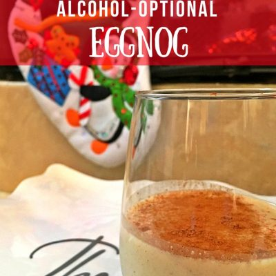 You're Going To Snog This Eggnog