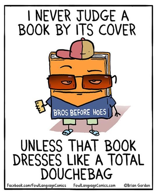 douche bag book