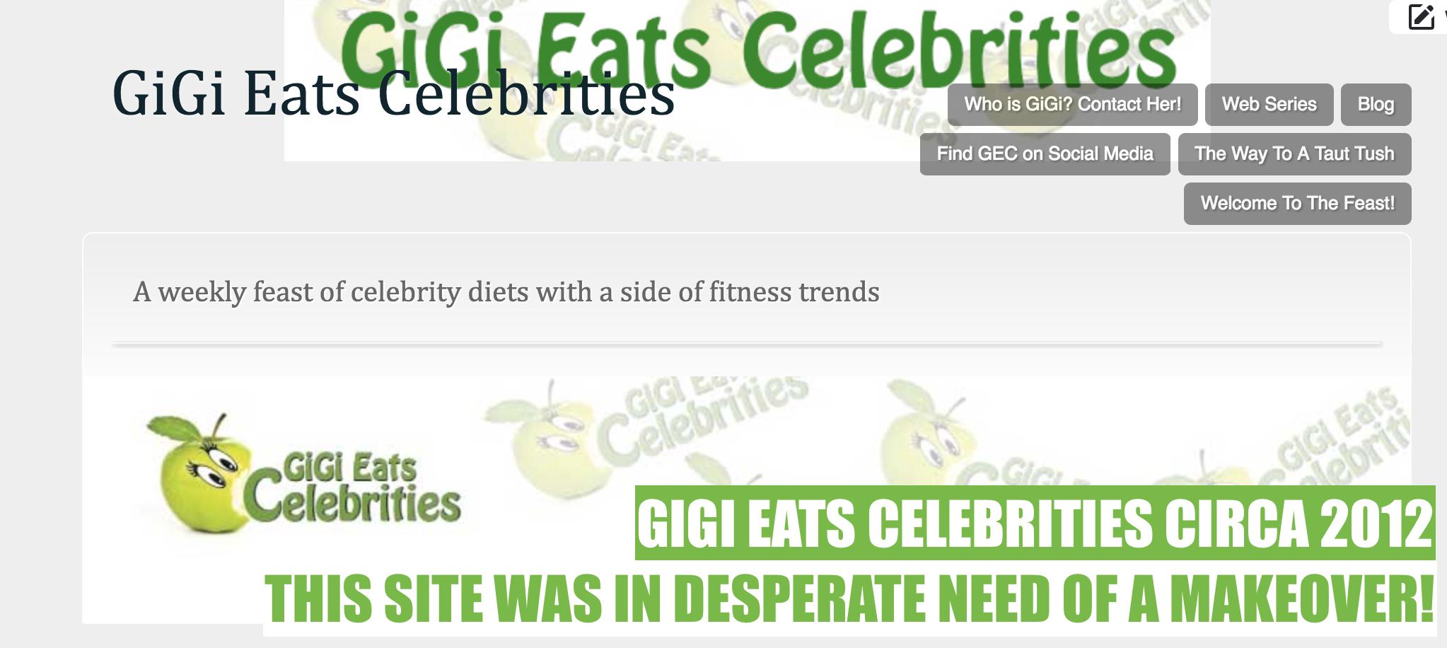 gigi eats celebrities old look