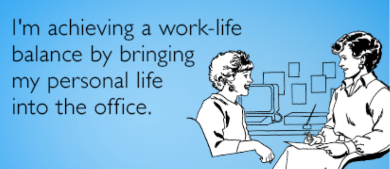 office-personal-life