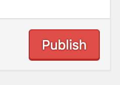 publish wordpress