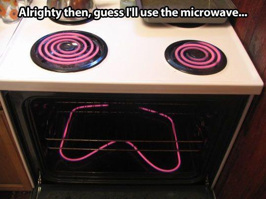 sick oven