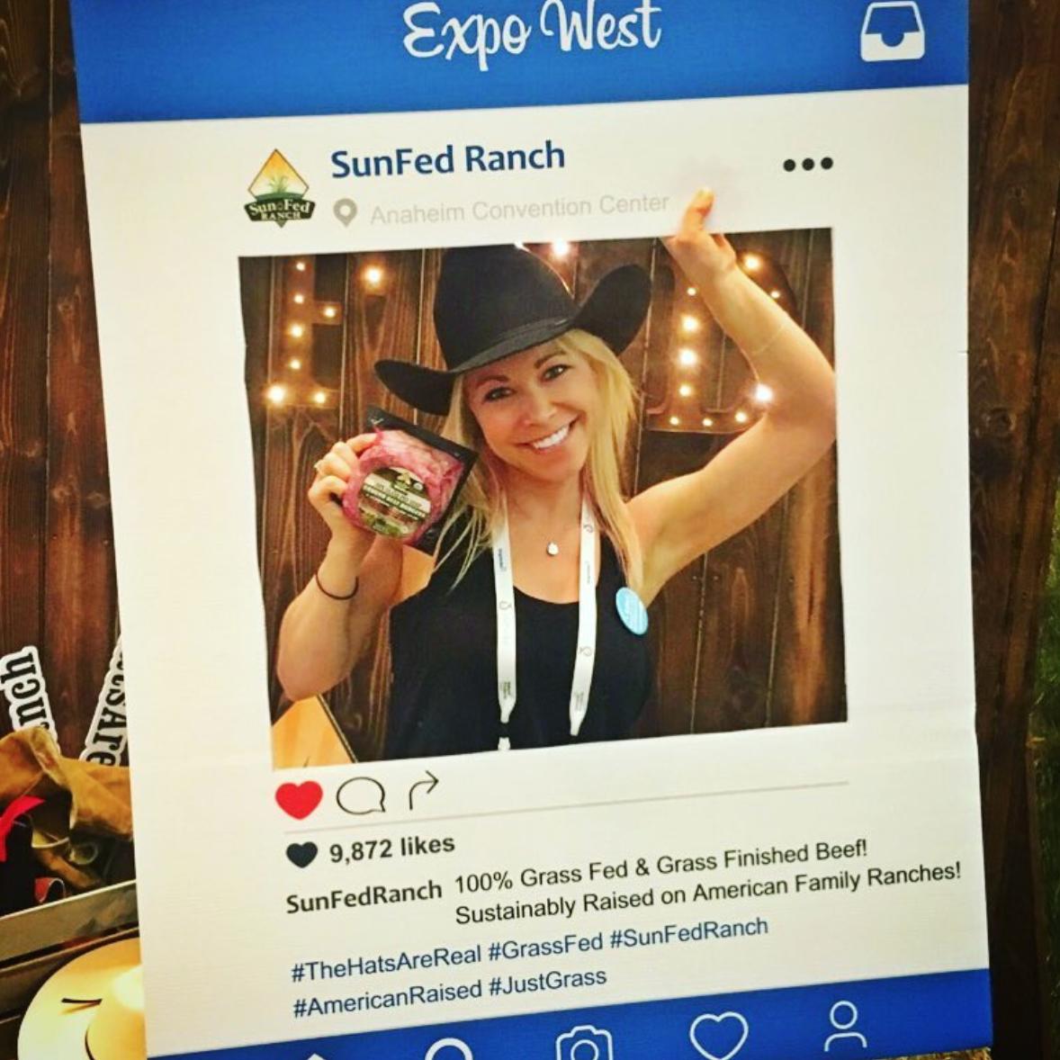 sunfed ranch gigi eats celebrities